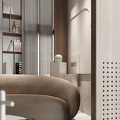 Monolithic apartment