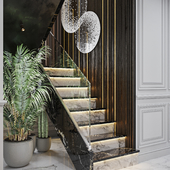 Luxury entrance hall.