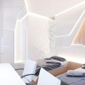 Parametric bedroom