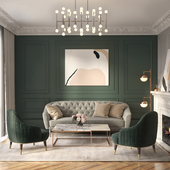Living Room. Soft Light