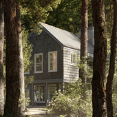 BAINBRIDGE HOUSE IN THE FOREST