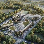 Municipal complex | Architectural Competition