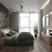 1-комнатная квартира в Киеве