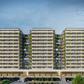 1st place. Renovation of residential building.