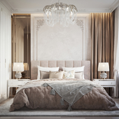 DESIGN BEDROOM: NEOCLASSICAL STYLE