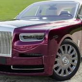Rolls royce phantom 2019