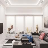 Apartments 130 m²
