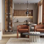 52 sq.m. apartment