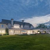 Резиденция в Ист Хэмптонс