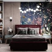 Bedroom, 13m2