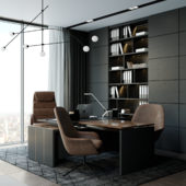 Офис интерьер