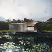 Pavilion «Swan»