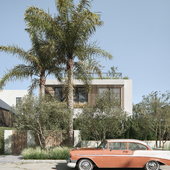 Private House in California