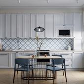 Дизайн квартиры 65 м2