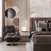 Laskasas bedroom