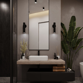 12 st Apartmens/Bathroom