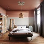 Bedroom from IKEA