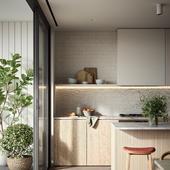 Modern apartment (part 02)