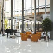 Hotel Lobby design.  Turkey