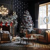 В ожидании зимних праздников
