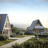 A-Fold House