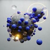 Сферы абстракция