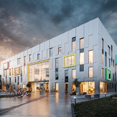 Art School in Lviv | Architectural Competition
