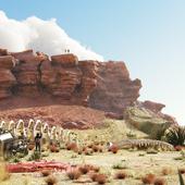 Покорение каньона