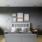 Bedroom Scandi