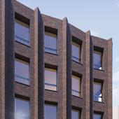 Minimalism in brick