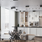 """Studio Kitchen"" Interior Design"