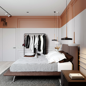 Дизайн и визуализация спальней
