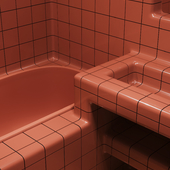 DTILE BATHROOM
