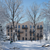 Norway apartments.