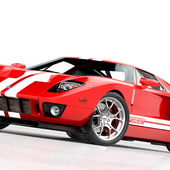 Ford GT studio