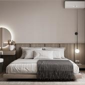 WHEAT BEDROOM