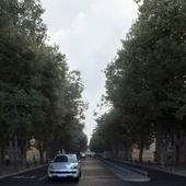 Улица.