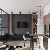 Apartment-studio 23m2