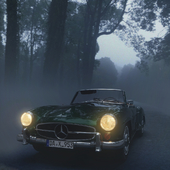Mercedes Benz 190 SL
