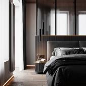 Спальня в новострое