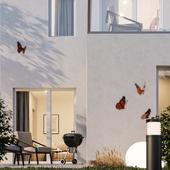 Визуализация домиков в Германии