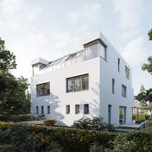 Doppelhaus, Вена