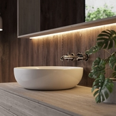 Eco Bathroom (сделано по референсу)