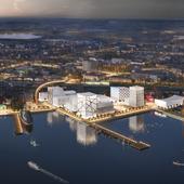 Urban development, Murmask, Svobodny.