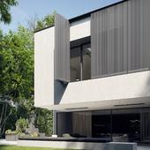 AdH House(сделано по референсу)