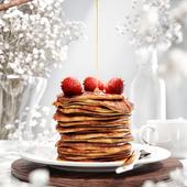 CGI Pancakes 3D