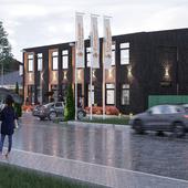 Торговый центр в Ростовской области