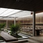 2SWR21F - Restaurant design