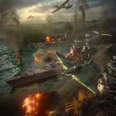 Вторая мировая война: Морской бой