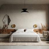 Ethno bedroom